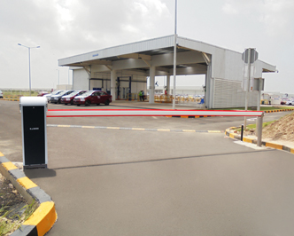 Boom Barriers, Automatic Boom Barriers